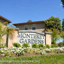 Rental info for 645 W Pomona Blvd in the Montebello area