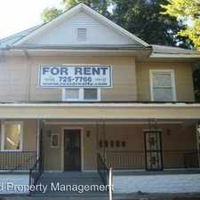 Rental info for 27 S. Barksdale #4 in the Memphis area