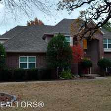 Rental info for 5425 E 109th Street in the Bixby area