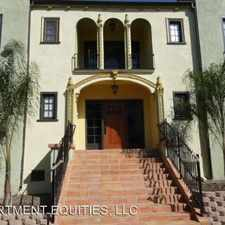Rental info for 2529 W. 4th St. - Upper in the Los Angeles area