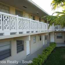Rental info for 1916 SW 11 St 21 in the Fort Lauderdale area