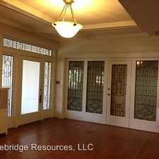 Rental info for 108 South Park Drive 1 in the Fisher Park area