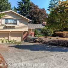 Rental info for 1023 Panorama Dr in the South Tacoma area