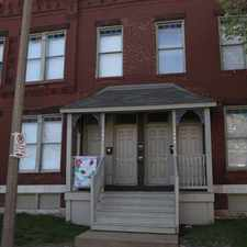Rental info for 3442 Texas in the St. Louis area