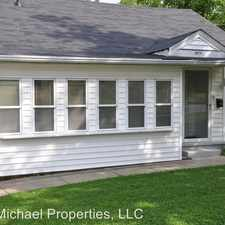 Rental info for 1079 Duncan Avenue in the Lexington-Fayette area