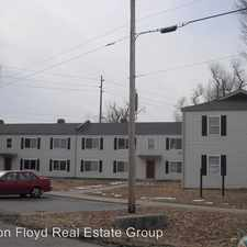 Rental info for 3601 Manslick Rd 16B in the Jacobs area