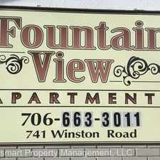 Rental info for 741 Winston Road - Unit #7 Fountain View Apartments