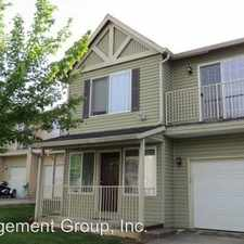 Rental info for 5317 NE 68th Avenue # J8 in the Meadow Homes area