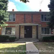 Rental info for 8115 W Hampton Ave #1 in the Columbus Park area