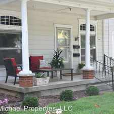 Rental info for 356 South Broadway Park in the University of Kentucky area