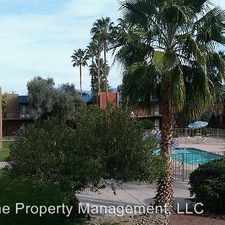 Rental info for 4415-4515 East Grant Road in the Tucson area