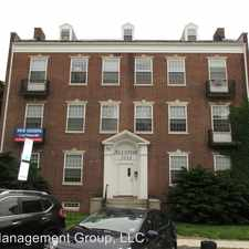 Rental info for 3111 N Charles St in the Johns-Hopkins - Homewood area
