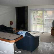 Rental info for 1301 30th St.