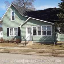 Rental info for 401 West Street in the Stevens Point area