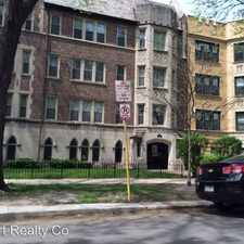 Rental info for 4100 N. Keystone Apt 104 in the Old Irving Park area
