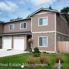 Rental info for 1287 SPRUCE CIRCLE #A