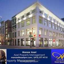 Rental info for 181 O Farrell St. #310 in the Downtown-Union Square area