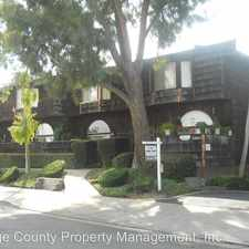Rental info for 2063 CHARLE ST #B4 in the Eastside Costa Mesa area