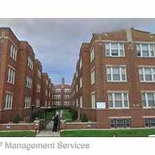 Rental info for 2342 W. Touhy 3B in the Edison Park area