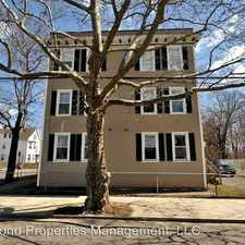 Rental info for 210 Wolcott Street 1A in the East Haven area