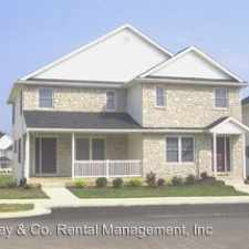 Rental info for 3843 Lydia Lane in the Bloomington area