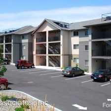 Rental info for 785 Canyon Street, #105 in the Kennewick area