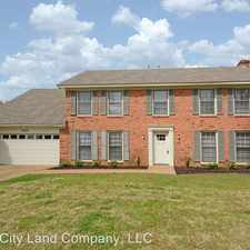 Rental info for 7010 Cutter Mill in the Memphis area