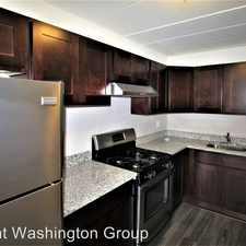Rental info for 6810 Park Heights Ave in the Cross Country area