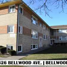 Rental info for 618 Bellwood Ave in the 60104 area