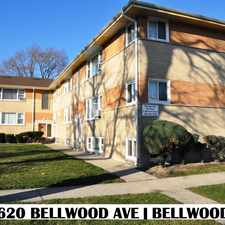 Rental info for 620 Bellwood Ave # 1N in the 60104 area