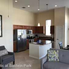 Rental info for 4815 New Broad Street in the Baldwin Park area