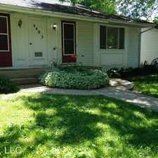 Rental info for 4405 Dwight Dr. #2