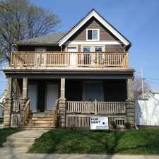 Rental info for 3233 N Bartlett Ave Upper in the Cambridge Heights area