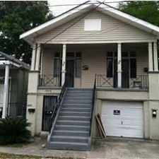 Rental info for 1021 Cherokee St. in the New Orleans area