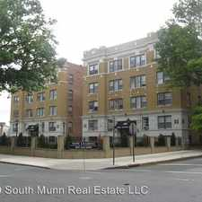 Rental info for 22-30 South Munn Avenue in the 07018 area