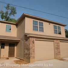 Rental info for 3825# B Old Jenny Lind Road in the Fort Smith area