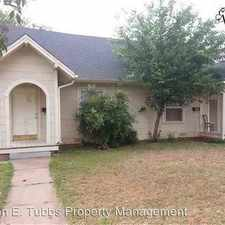 Rental info for 1903 1/2Hayes in the 76301 area