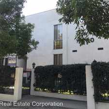 Rental info for 1860 9th Street 11 in the Los Angeles area