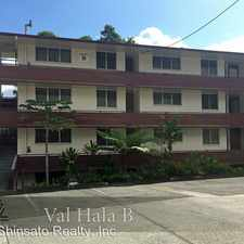 Rental info for 45-677 Kamehameha Highway B-17