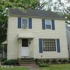 Rental info for 1824 MAYWOOD Rd in the South Euclid area