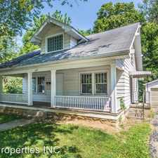Rental info for 209 E 12th st in the Bloomington area