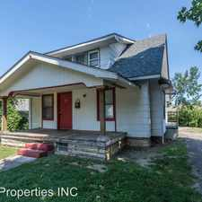 Rental info for 409 E 16th in the Bloomington area
