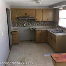 Rental info for 8915 W Carmen Ave #2 - 53225 in the Milwaukee area