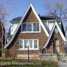 Rental info for 13953 St. Marys in the Grandmont area