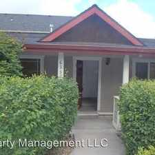 Rental info for 631 SW Pelton Place in the Bend area