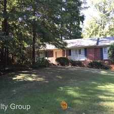 Rental info for 3801 Rockbrook Circle