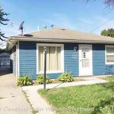 Rental info for 3986 E. 26th Street in the Tremont area