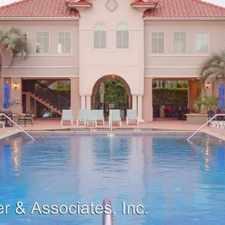 Rental info for 122 Vista Del Mar
