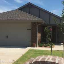 Rental info for 9028 SW 46th Street in the 73179 area