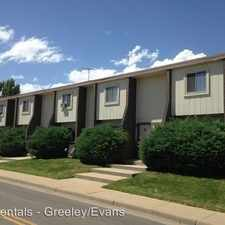 Rental info for 1901-2035 28th Street - Greeley Mall / University Townhomes Property in the Evans area